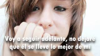 Christina Grimmie - Over Overthinking You (Traducida al español)