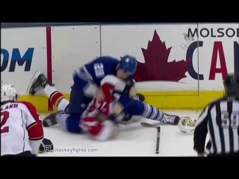 Colton Orr vs. Nick Tarnasky