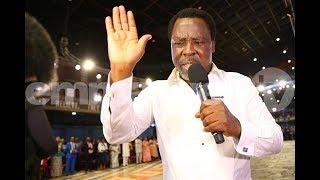 SCOAN 29/07/18: Powerful Mass Prayer, Prophecy & Deliverance with TB Joshua   Live Sunday Service