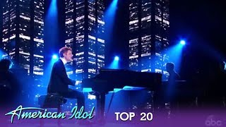 Jeremiah Lloyd Harmon: Knocks a Classic Bob Dylan Out Of The Park!   American Idol 2019