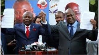 FATSHIVIT:FELIX TSHISEKEDI a calme peuple bazela 30/12 soki election eza te ARTCLE 64 en marche.
