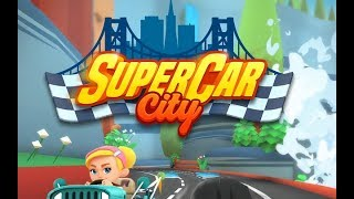 SUPERCAR CITY (by Subway Surfers Dev) Android / iOS Gameplay Trailer   First Leagues