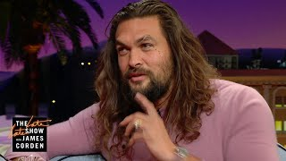 Jason Momoa Almost Quit Acting to Become a Shusher