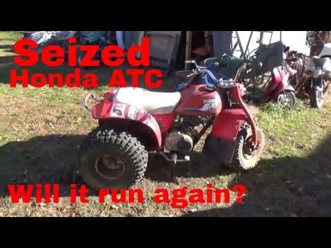 Honda 185 3 Wheeler Is Moving Smokes Good