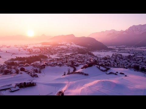 Winterurlaub im Allgäu - Pfronten im Allgäu