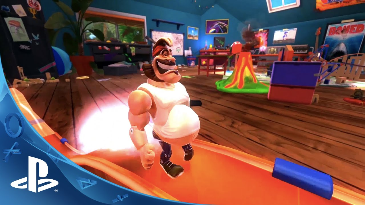 Action Henk Butt-slides to PS4, PS3, PS Vita
