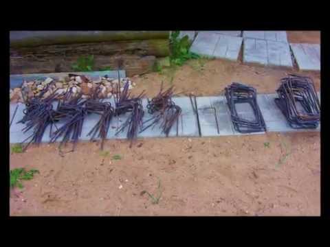 Арматурогиб своими руками. Станок для гибки арматуры бесплатно из металлолома.