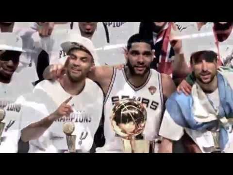 """Champions"" Official 2014 Spurs Anthem"