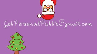 Get Personal with Pattie - Christmas Traditions