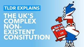 The UK's Constitution Explained - TLDR Explains...