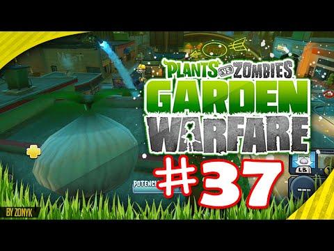¡Cactus de Camuflaje, Mi conjunto de Perzonalizacion en Jardines! (Let's Play #37) - PvZGW