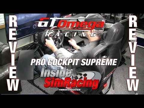 GT Omega Pro Racing Simulator Supreme Review