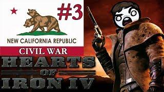 HOI4 Old World Blues   NCR #3   Civil War! [FINALE]