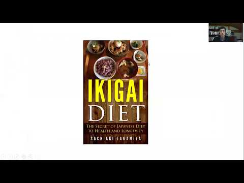 IKIGAI DIET The Secret of Japanese Diet to Health and Longevity part1