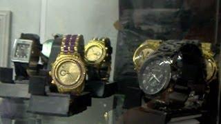 Los Angeles Authorities' Counterfeit Crusade