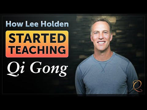 How Lee Holden Started Teaching Qi Gong (Lee's Qi Gong Teacher ...