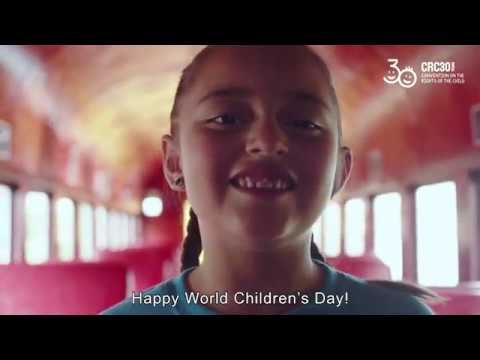 #WorldChildrensDay  We are light, we dream, we encourage and we create! | UNICEF