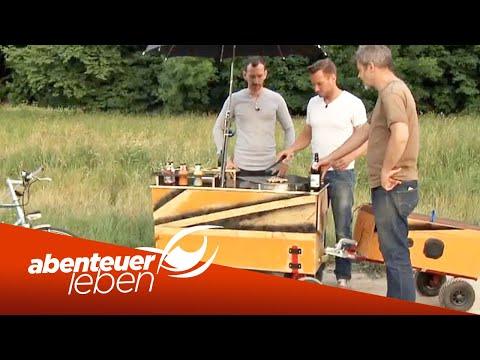 Einfach und günstig selber bauen: Der Party-Bollerwagen (2/2) | Abenteuer Leben