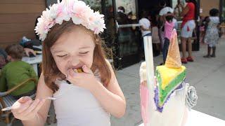 The Magical Unicorn Dessert Bar | Worth The Wait?
