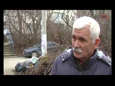 Жители Севастополя жалуются на несанкционированные свалки ТБО