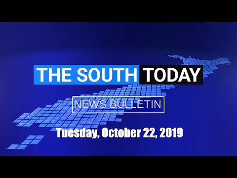 The South Today Tuesday 22 October 2019