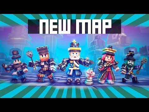 CheckMate - New Map In Pixel Gun [Gameplay]