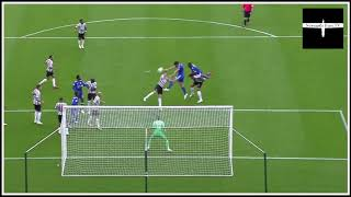 Analysing the goals | Newcastle United 0-2 Leicester City