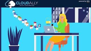 CloudAlly video