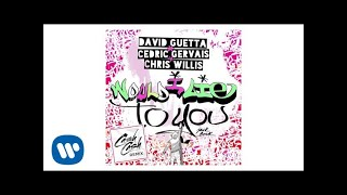 David Guetta - Would I Lie To You (Cash Cash Remix)