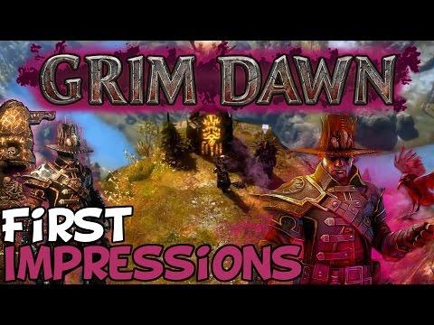 "Grim Dawn First Impressions ""Is It Worth Playing?"""