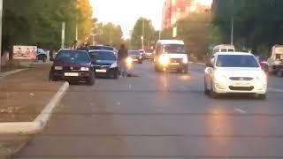 Поножовщина в ЗКО г Аксай