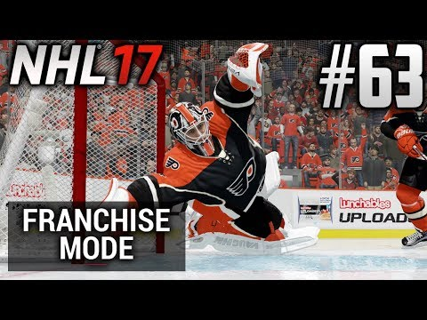 NHL 17 Franchise Mode | Sacramento Flyers | EP63 | THE HUNT FOR THE CUP STARTS NOW (Round 1 G1 S5)