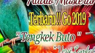 Masteran Suara Tengkek Buto Versi Lambat ( Audio Mastering )