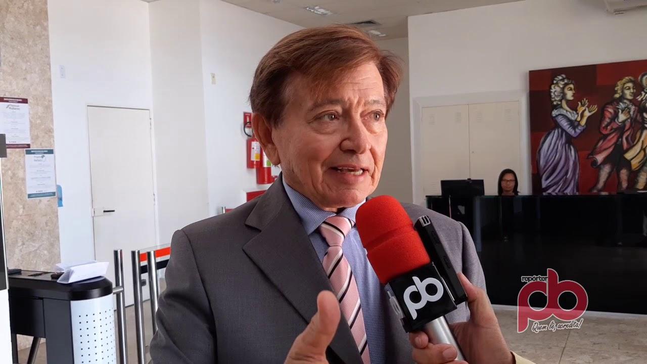 João Henrique diz que nesta eleição quer fazer o que for melhor para o povo sousense