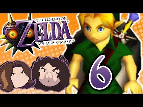 Zelda Majora's Mask: Legend of the Mask - PART 6 - Game Grumps