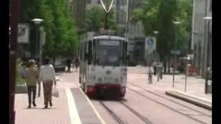 preview picture of video 'Straßenbahn Plauen'