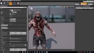 Unreal Engine 4 - Basic Animation Tutorial