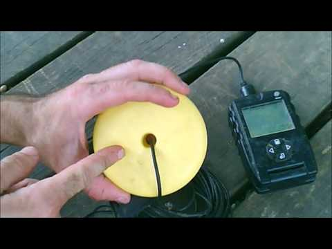 Fisherman's habit Portable fish finder review