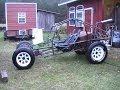 VW Dune Buggy Build Part 1
