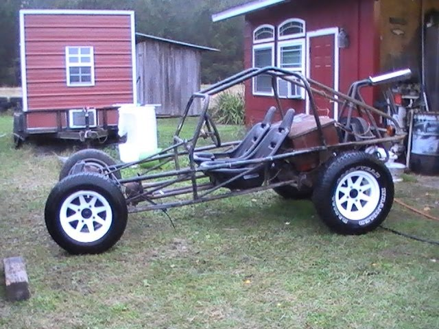 Vw-dune-buggy-build-part