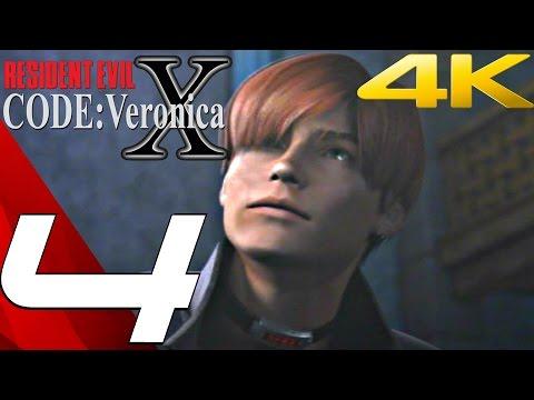 BioHazard Code Veronica Complete Walkthrough - Resident Evil