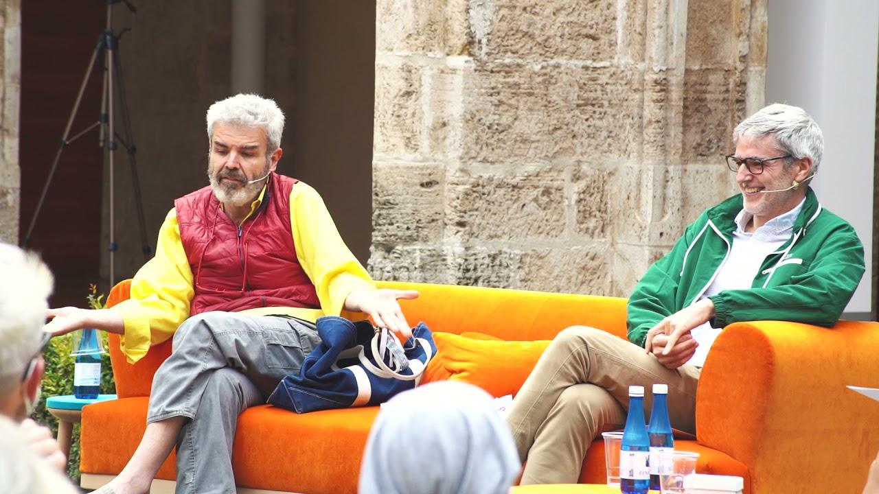 Conversatorio Lorenzo Caprile y Mikel López Iturriaga (Coser y Comer)