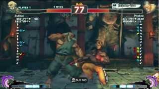 Bullcat (Gouken) Vs Pitakoo (Dee Jay) - AE 2012 Endless Match *720p HD*