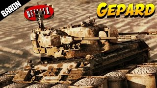 Ze Gepard, Plane & Tank Killer - War Thunder Gameplay