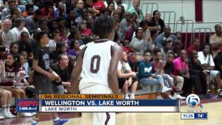Wellington Squeaks By Lake Worth