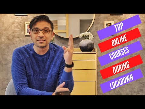 Best Free Online Courses During Lockdown for Better Skills (With Certificates)
