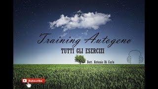 Training Autogeno, tutti gli esercizi! Voce profonda! Asmr Ita