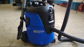Nilfisk AERO 21-21, сдох пылесос, купили новый.