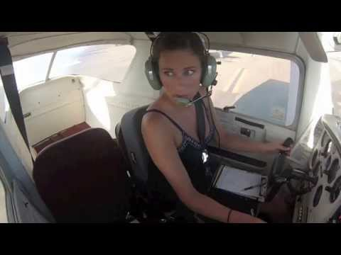 My Solo Cross Country Flight! Cessna 152