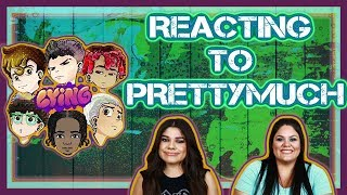 REACTING TO: PRETTYMUCH FT. LIL TJAY | LYING